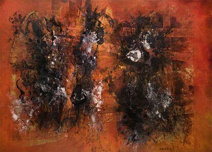Vance Kirkland, 'Roman Memory No. 5 (Roman Abstraction Series)', 1961