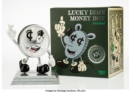 Jeremyville, 'Lucky Dime Money Box', circa 2015