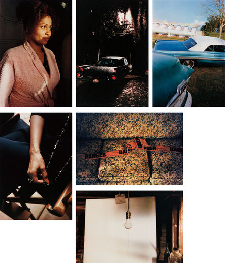 William Eggleston, 'Pictures from Eve's Bayou'