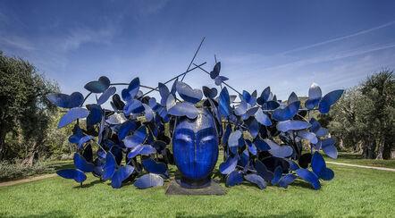 Manolo Valdés, 'Mariposas Azules', 2015