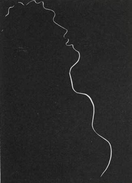Henri Matisse, '...L'angoisse qui s'amasse en frappant sous ta gorge...', 1944