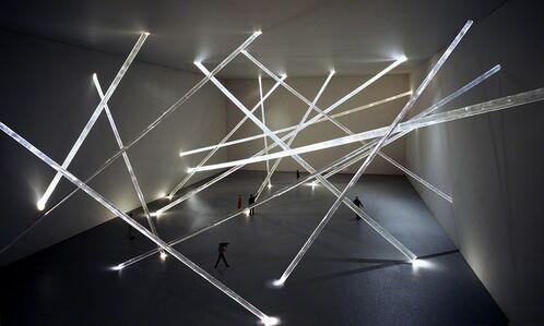David DiMichele, 'Pseudodocumentation: Lightrods', 2007