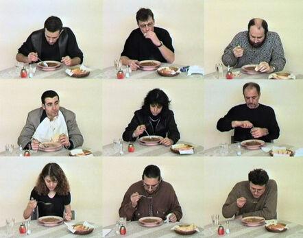 Kalin Serapionov, 'The Hot Soup', 1998