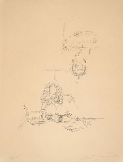 Alberto Giacometti, 'Mère de l'artiste lisant III (The Artist's Mother Reading III)', 1964
