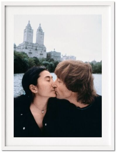 Kishin Shinoyama, 'Kishin Shinoyama. John Lennon & Yoko Ono. Art Edition B', 1980
