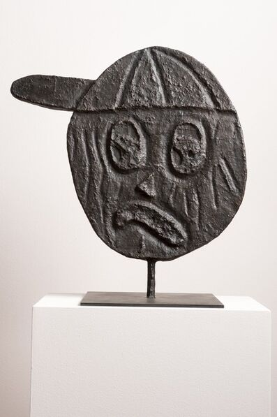 Donald Baechler, 'HEAD 2', 2014