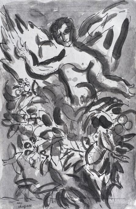 Marc Chagall, 'Chérubin ', Executed in 1958-59