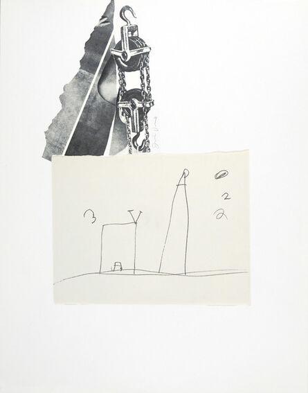 Jim Dine, 'Tool Box V (Child Drawing)', 1966