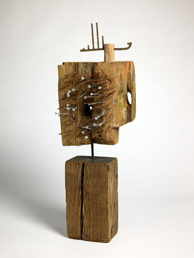 Chuang Che 莊喆, 'Standing Statue I', 1991-1992