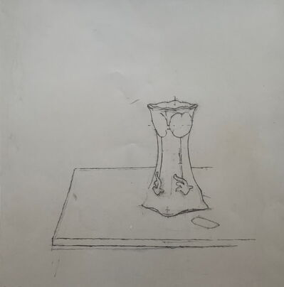 Euan Uglow, 'Martine's Pot', 1982