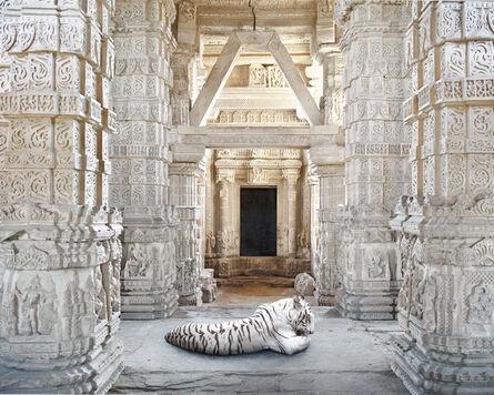 Karen Knorr, 'Becoming Arihanta, Sahastrabahu Temple, Gwalior', 2012