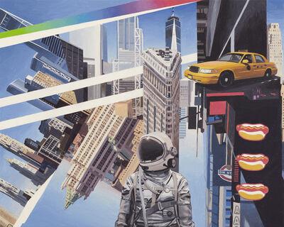 Scott Listfield, 'Taxi', 2020