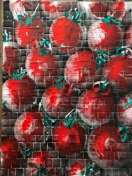 Ardan Özmenoğlu, 'Tomatoes and Hearts', 2017