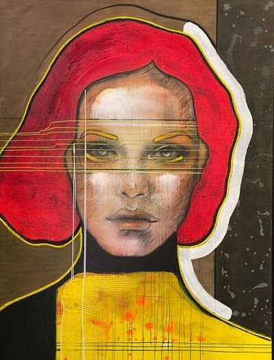 Ger Doornink, 'The Red', Unknown