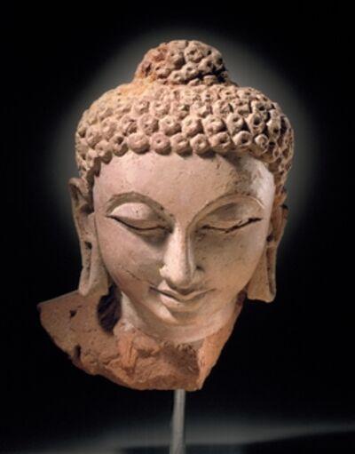 'Head of Buddha Shakyamuni', 375-400