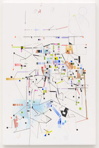 """Bart Stolle, '""""Mourn and celebrate II""""', 2020"""