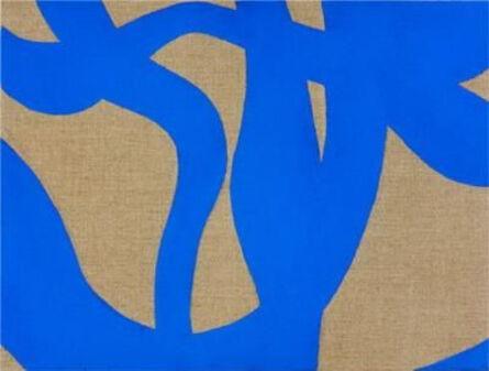 Carla Accardi, 'Blu ', 2007