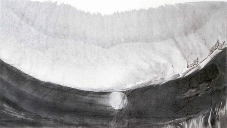 Gao Xingjian 高行健, 'Moonlight (Clair de Lune) 月的光影', 2002