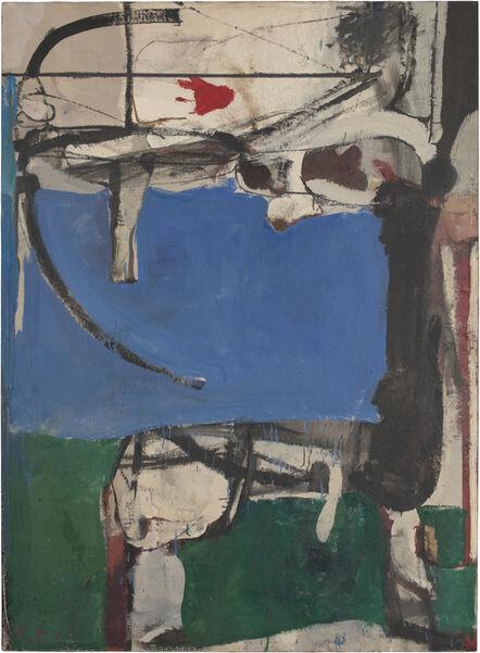 Richard Diebenkorn, 'Urbana #2 (The Archer)', 1953