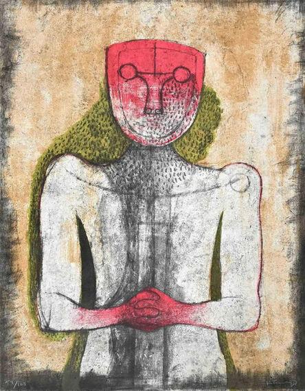 Rufino Tamayo, 'The White Man', 1974