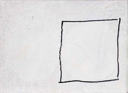 John Blackburn, 'Black Window', 2010-2011
