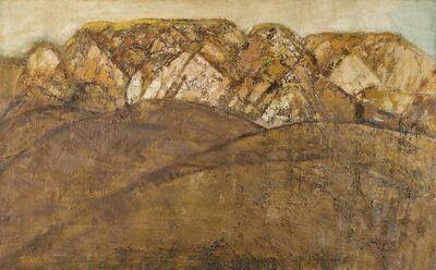 Joe Tilson RA, 'San Quirico d'Orcia I', 1956