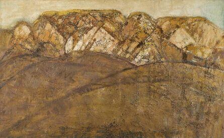 Joe Tilson, 'San Quirico d'Orcia I', 1956