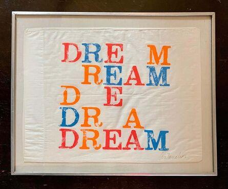 Stephen Antonakos, 'Dream', 1965
