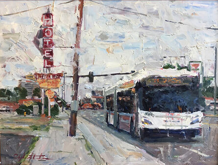 Clyde Steadman, 'Pulling Away', 2017