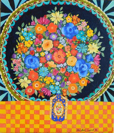 Hepzibah Swinford, 'Flowers in a jar', 2016