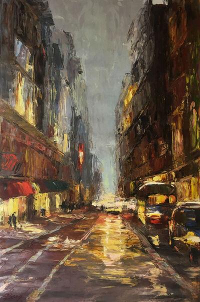 Elena Bond, 'Daybreak Chelsea'