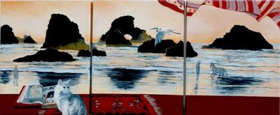 Katherine Pappas-Parks, 'Horizon's Light XI'