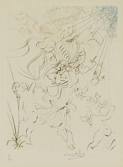 Salvador Dalí, 'Autumn', 1970
