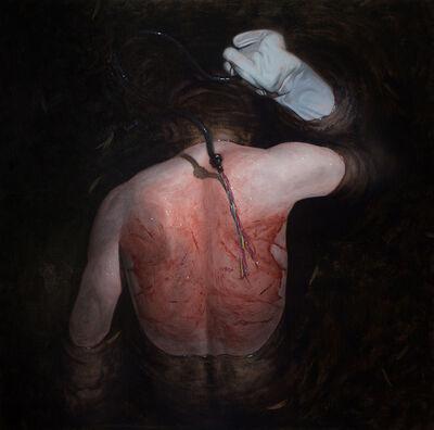 Dragan Bibin, 'Unfinished #19, Baptism', 2016