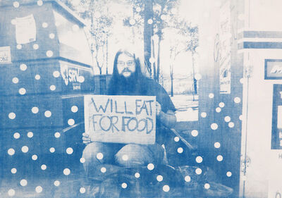 Thomas Mailaender, 'Will Eat for Food', 2013
