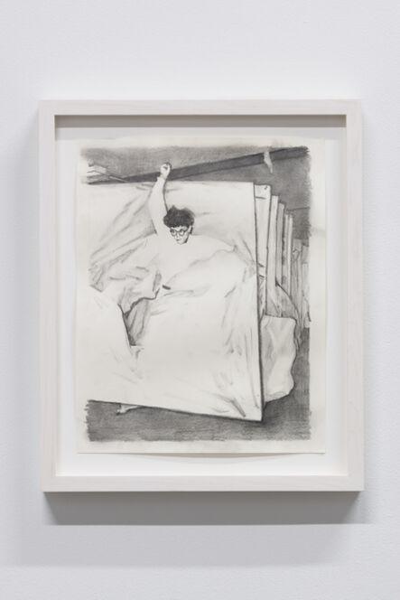 "Koki Tanaka, 'Saburo Murakami ""Passage"" 1956', 2010"
