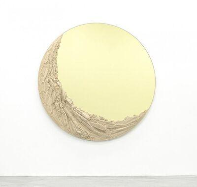 Fernando Mastrangelo, 'Sahara Gold Mirror', 2018