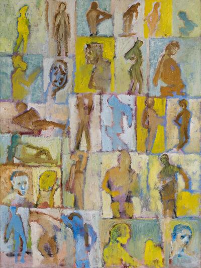 Stephen Benwell, 'Bathers', 2014
