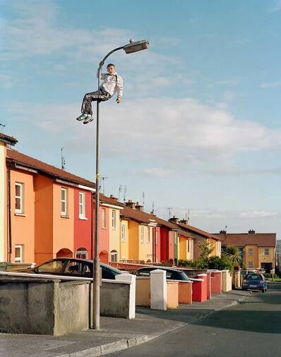 Doug DuBois, 'Jordan up the Pole, Russell Heights, Cobh, Ireland', 2010