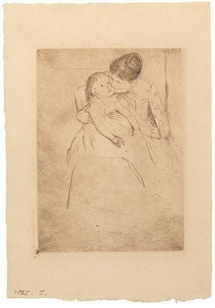 Mary Cassatt, 'The Sick Child (No. 3)', ca. 1889