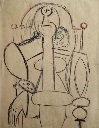 Pablo Picasso, 'Femme au fauteuil', 1947
