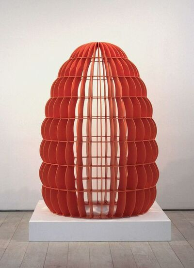 Mary Ann Unger, 'BEEHIVE TEMPLE (working model)', 1985