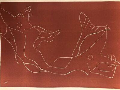 Henri Laurens, 'Two Mermaids', 1959