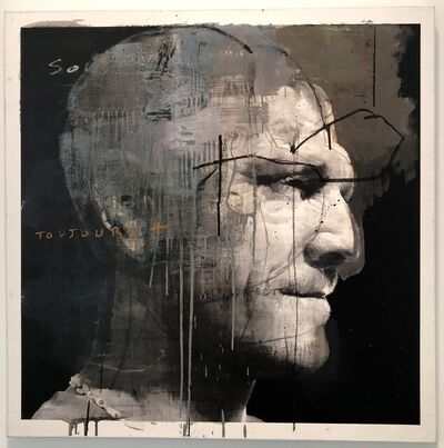 François Bard, 'Wanted #1', 2019