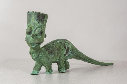 Joshua Goode, 'Bronze Sculpture: 'Bartosaurus'', 2019