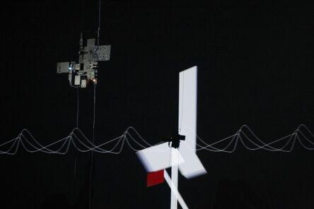 Špela Petrič, 'Voyager/ 140 AU', 2013-2014