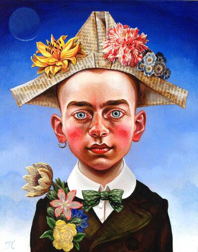Timothy Cummings, 'Gypsy Boy/Paper Hat', 2020