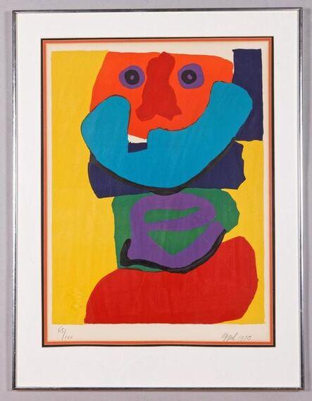 Karel Appel, 'Tenderley', 1970