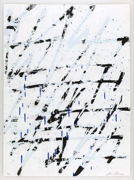 Chris Succo, 'Shameless Is A Talent [Pacific Ocean Blue]', 2016