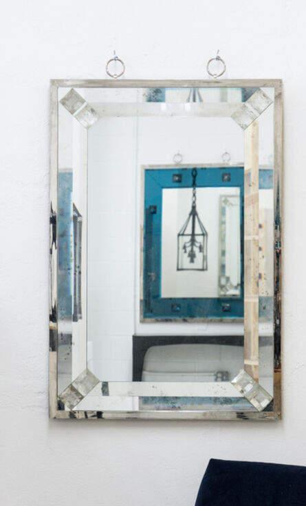 Andre Hayat, 'Contemporary Mirror with Rock Crystal by Andre Hayat', 2014